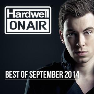 Hardwell On Air - Best Of September 2014 Albumcover