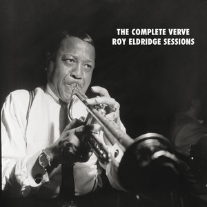Roy Eldridge When It's Sleepy Time Down South cover