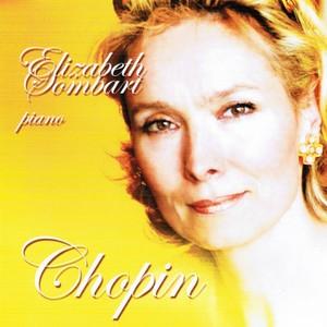 Elizabeth Sombart Plays Chopin (Piano Solo) Albumcover