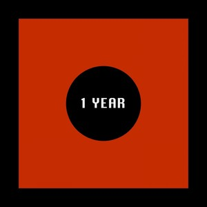 BLACKPOINT RECORDS 1 YEAR Albumcover