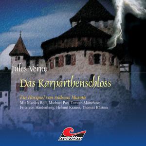 Folge 1: Das Karparthenschloss Audiobook