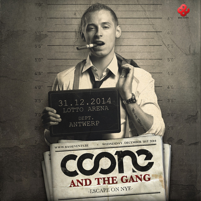 Coone & The Gang: Escape On NYE