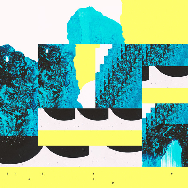 Album cover for Bicep by Bicep