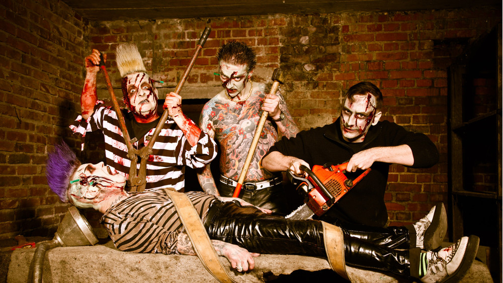 Demented Are Go tickets and 2020 tour dates