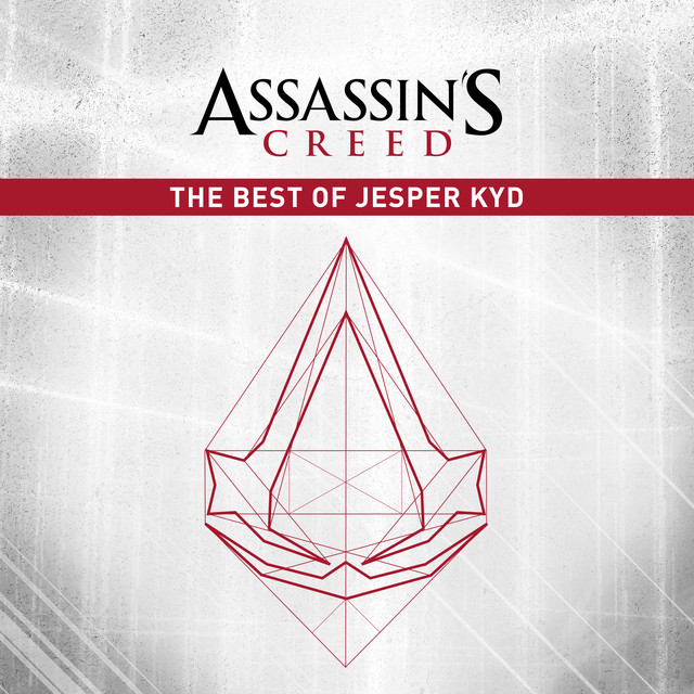 Album cover for Assassin's Creed: The Best of Jesper Kyd by Jesper Kyd