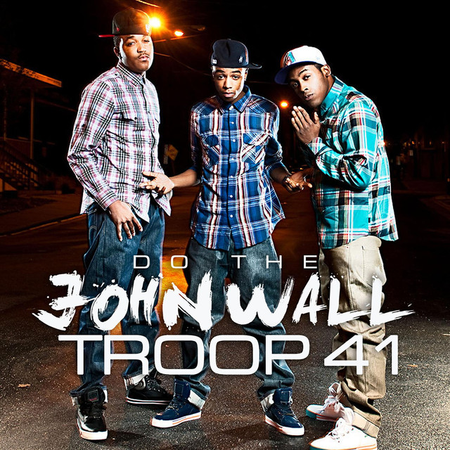 Troop 41 - Do the John Wall OFFICIAL MUSIC VIDEO - YouTube