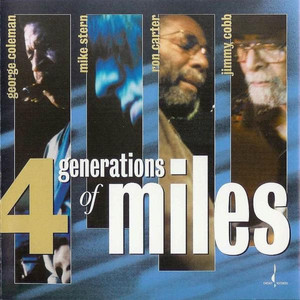 4 Generations of Miles album