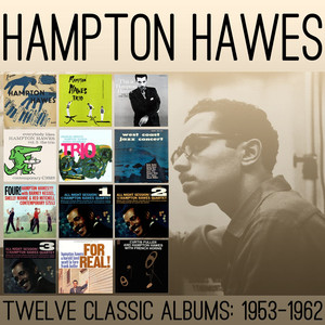 Hampton Hawes These Foolish Things (Remind Me of You) cover