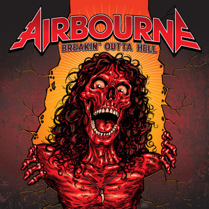 Airbourne, Breakin' Outta Hell på Spotify
