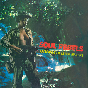Bob Marley & The Wailers Corner Stone cover