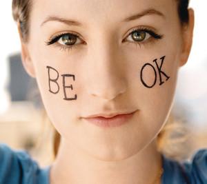 Be OK album