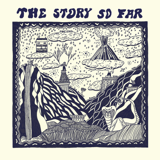 The Story So Far Albumcover