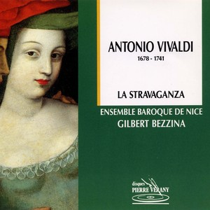 Vivaldi : La Stravaganza Albumcover