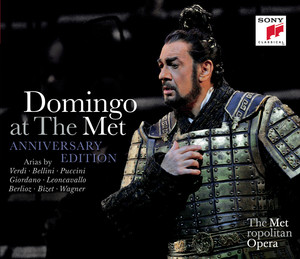 Plácido Domingo at the MET