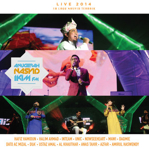 Anugerah Nasyid Ikim 2014