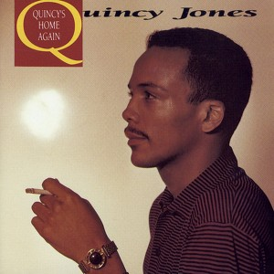 Quincy's Home Again Albumcover