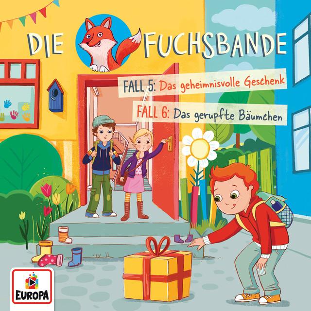 003 - Fall 5: Das geheimnisvolle Geschenk  -  Fall 6: Das gerupfte Bäumchen Cover