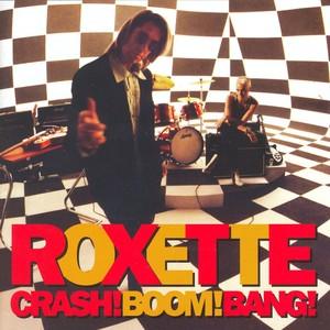 Crash! Boom! Bang! Albumcover