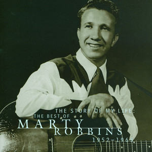 Marty Robbins Tall Handsome Stranger cover