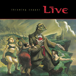 Pochette Throwing Copper