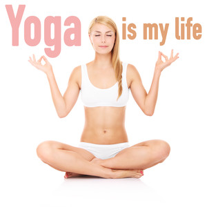 Yoga is my life Albumcover