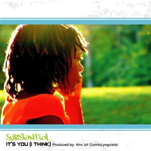 It's You (I Think) album