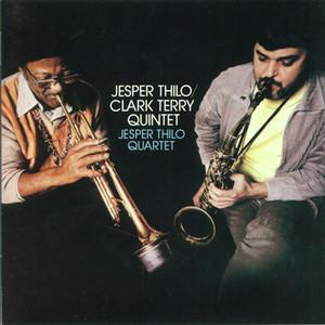 Jesper Thilo Quartet & Clark Terry album