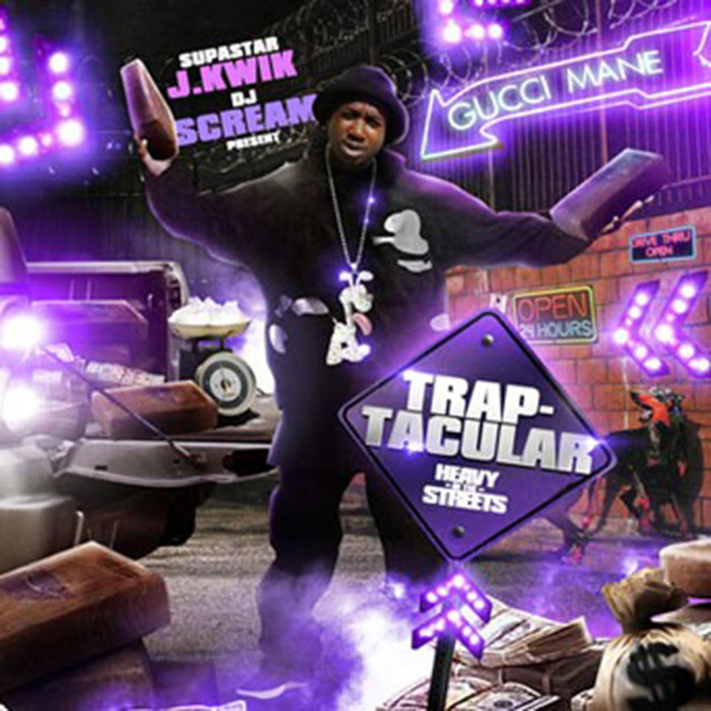 Trap-Tacular Albumcover