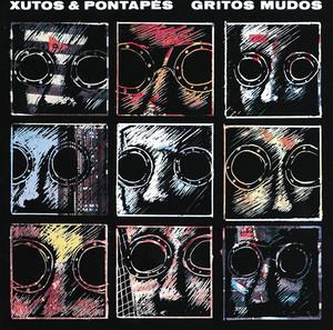 Gritos Mudos Albumcover