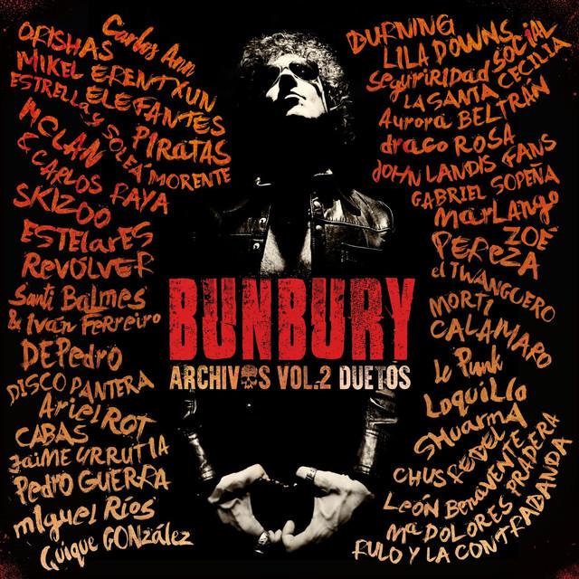 Bunbury Archivos Vol. 2: Duetos album cover