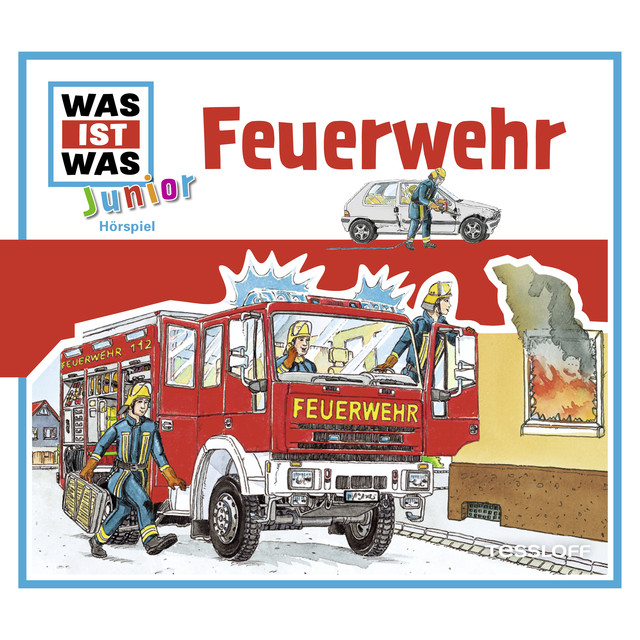 05: Feuerwehr Cover