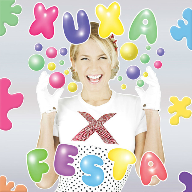 Xuxa Só para Baixinhos Vol. 6 - Xuxa Festa Albumcover