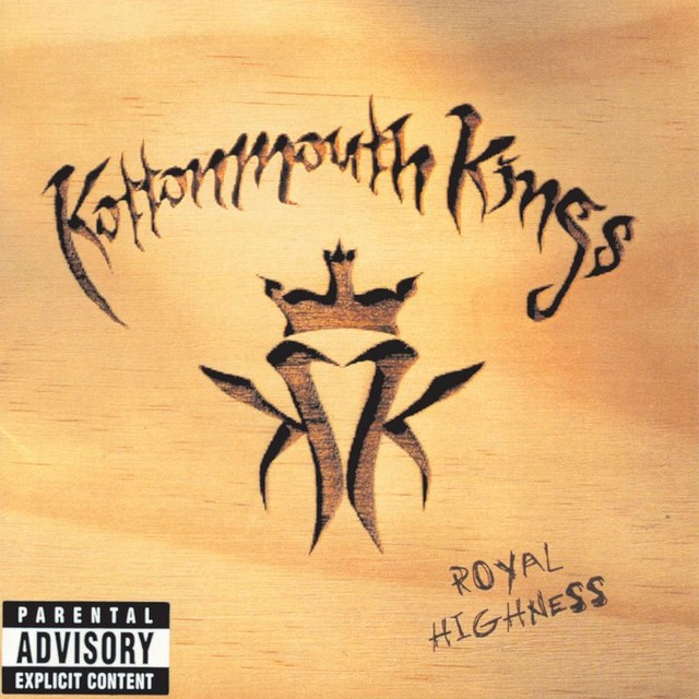 Royal Highness Albumcover