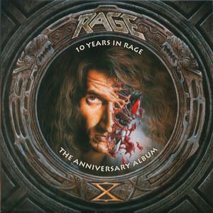 10 Years in Rage album