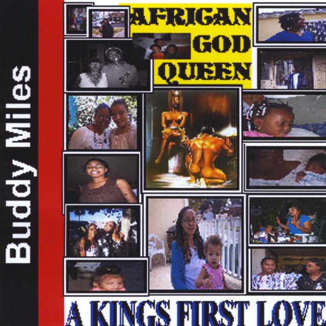 African God Queen