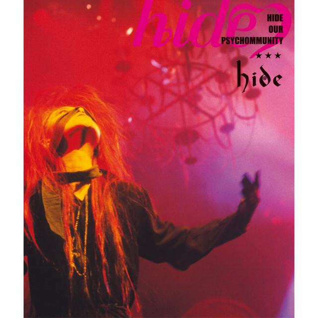 hide HIDE OUR PSYCHOMMUNITY album cover