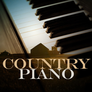 Country Piano Albumcover