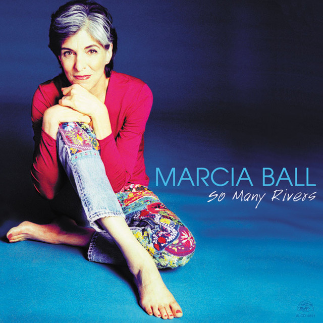Marcia Ball So Many Rivers album cover