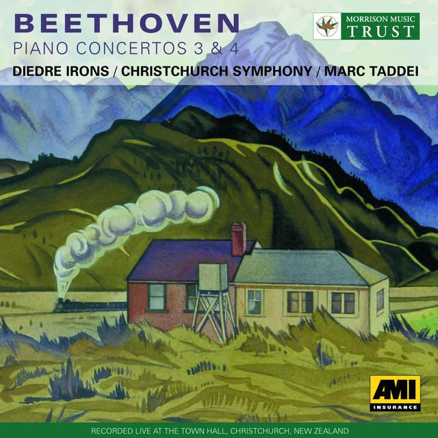 Beethoven: Piano Concertos Nos. 3 & 4 Albumcover