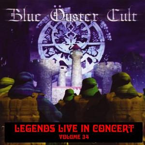 Legends Live In Concert Vol. 34 album