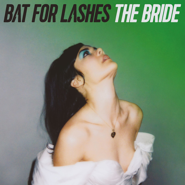 Album cover for The Bride by Bat For Lashes