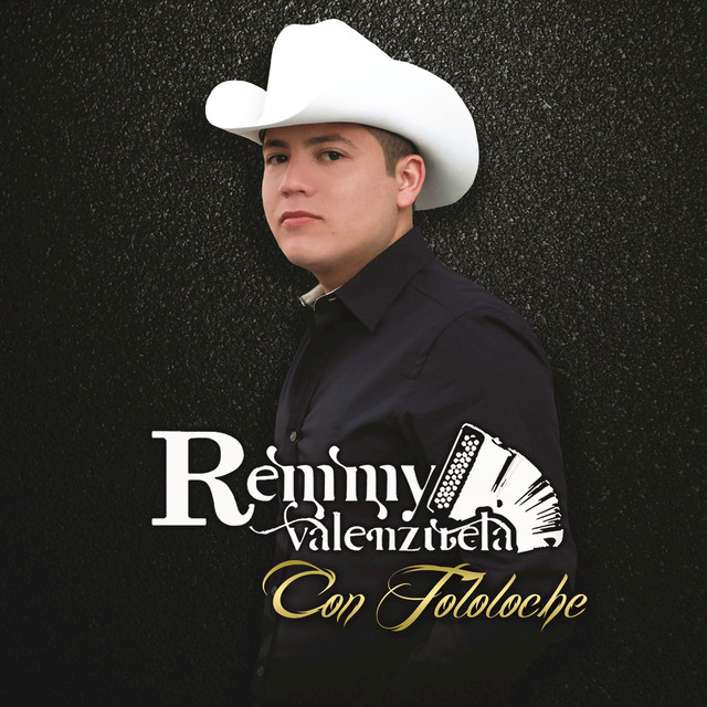 Album cover for Con Tololoche by Remmy Valenzuela