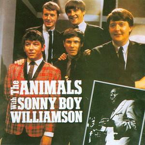 The Animals With Sonny Boy Williamson album