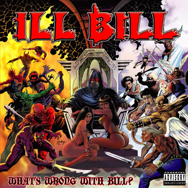 What's Wrong With Bill?