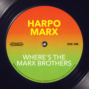 Where's the Marx Brothers album