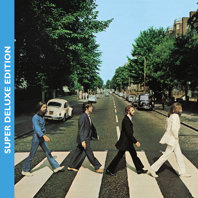 The Beatles - Abbey Road (Super Deluxe Edition) cover
