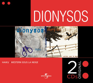 Dionysos Don Diego 2000 cover