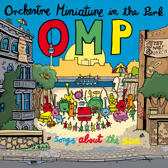 Orchestre Miniature In The Park