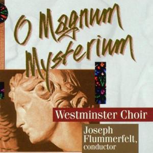 O Magnum Mysterium Albumcover