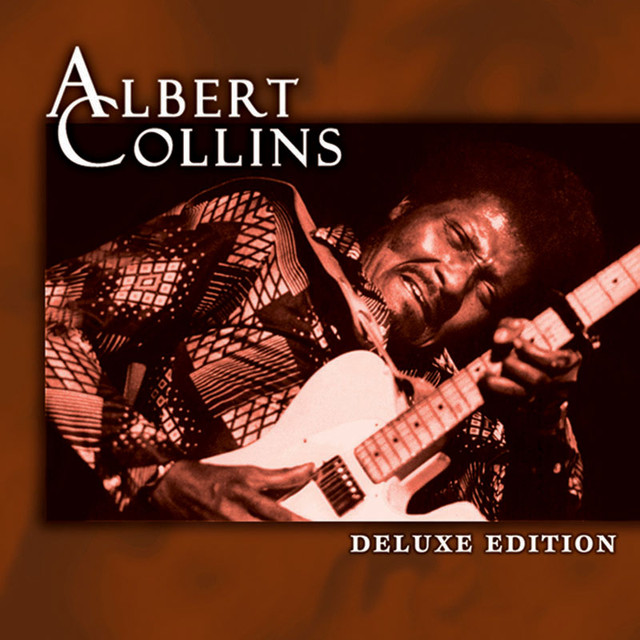 Albert Collins Deluxe Edition album cover